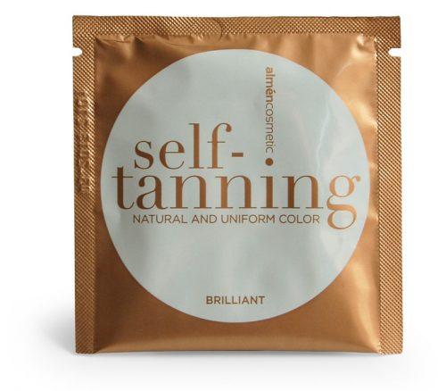Brilliant Self Tanning Brun Utan Sol Servett