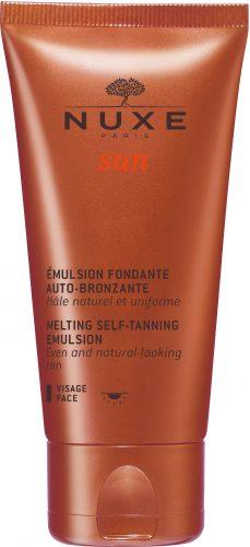 NUXE SUN Melting Self Tanning Emulsion Face