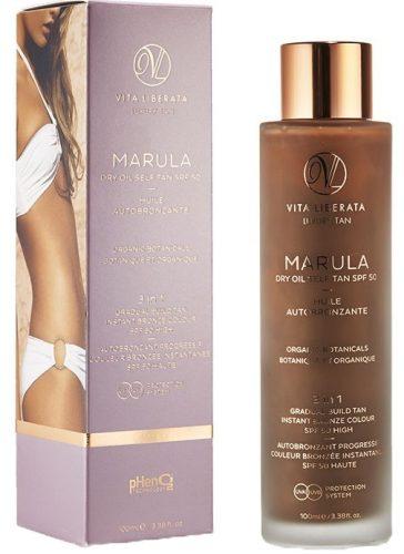 Vita Liberata pHenomenal Marula Self Tan Oil With SPF50 100ml