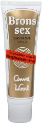 Anne Wood Brons Sex Kastanjegelé tub 60ml