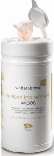Whitetobrown Tan Removal Wipes