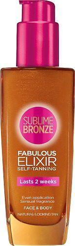 Loreal Paris Sublime Bronze Elixir 2 weeks Glow