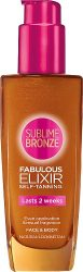Loreal Paris Sublime Bronze Elixir 2 weeks Glow