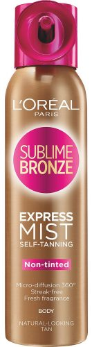 Loreal Paris Sublime Bronze Self-Tanning Dry Spray Body