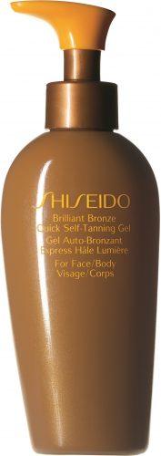 Shiseido Suncare Brilliant Bronze Quick Self-Tanning Gel