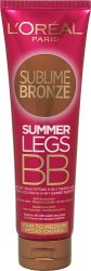 Loreal Paris Sublime Bronze BB Legs Tube 150ml
