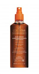 Collistar Supertanning Dry Oil SPF15