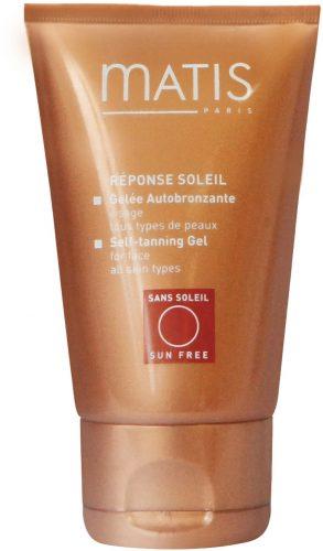 Matis Face Self-Tanning Gel 75ml