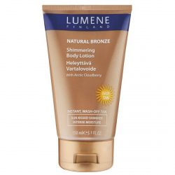 Lumene Natural Bronze Shimmering Body Lotion