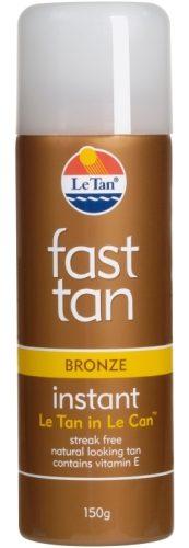 Le Tan Fast tan Bronze